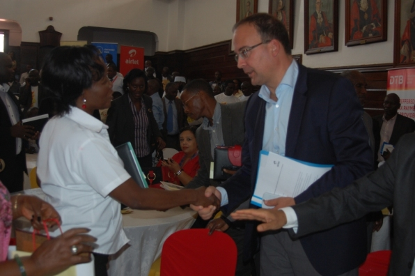 """We are excited to, once again, introduce a unique service for our customers to show our appreciation for their trust in our Airtel Money platform,"" Mr. Tom Gutjahr - Airtel Uganda Managing Director tells ED"