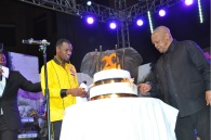 Isaiah celebrates his 20yrs in the industry