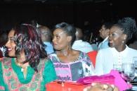 Juliana Kanyomozi and Iryn Namubiru were in attendance