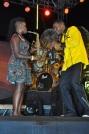 Moroots performs with Isaiah Katumwa