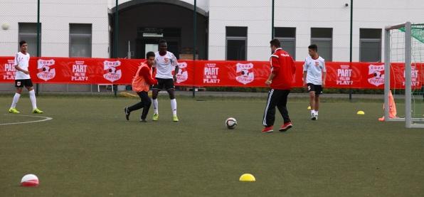 In training 3