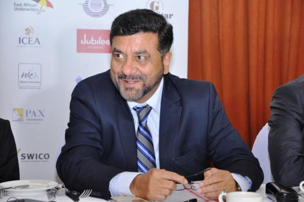 mr-deepak-pandey-the-uganda-insurers-association-chairman-addresses-journalists-at-the-recently-held-media-engagement-breakfast